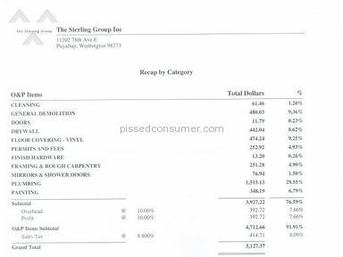Sterling Group DKI Household Services review 79117