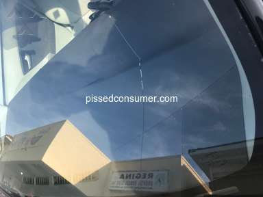 Windhaven Insurance - My Front windshield glass to be crack