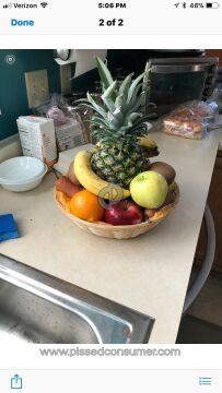 Gifttree Fruit Arrangement