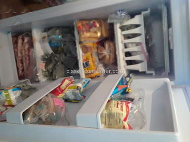 Danby - Freezer went out meats ruined