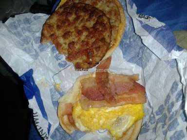 Jack In The Box Burger review 48949