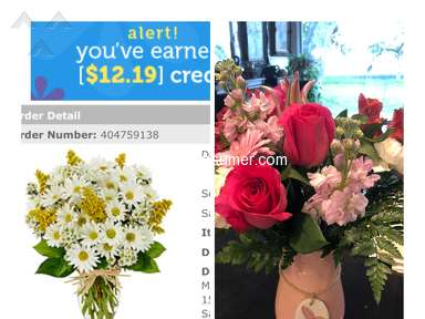 From You Flowers - Wrong flowers