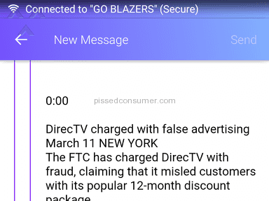 Directv Tv Service review 135035