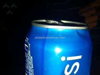 Pepsi Can Review from Houston, Texas