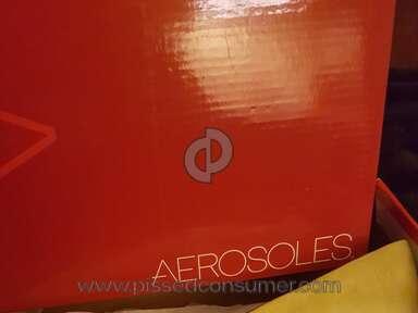 No more Aerosoles for me!