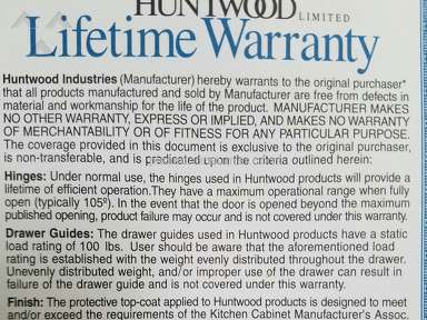 Huntwood Industries Furniture and Decor review 141114