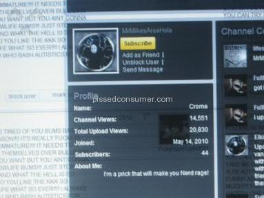 YouTube Telecommunications review 4801