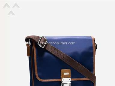 Cole Haan A11555 Reporter Bag review 133305