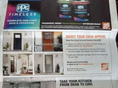 Home Depot Deceptive Deferred Interest Charges