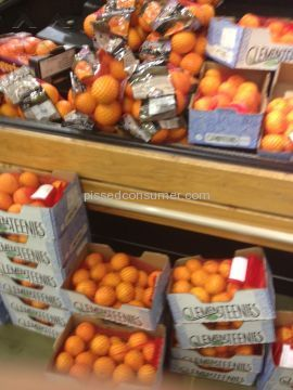 Shaws Clementine Orange