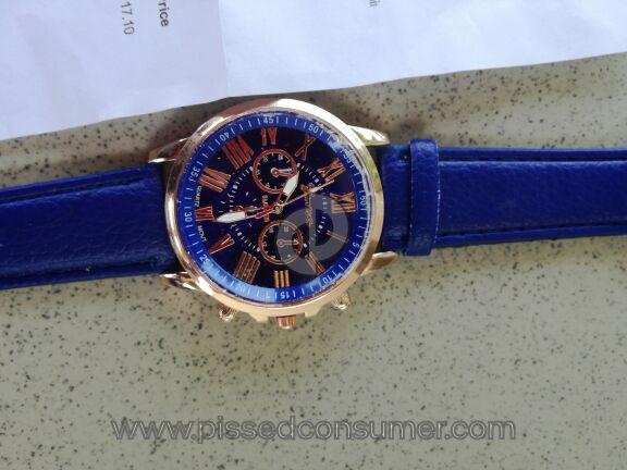 Geneva Elite Watch