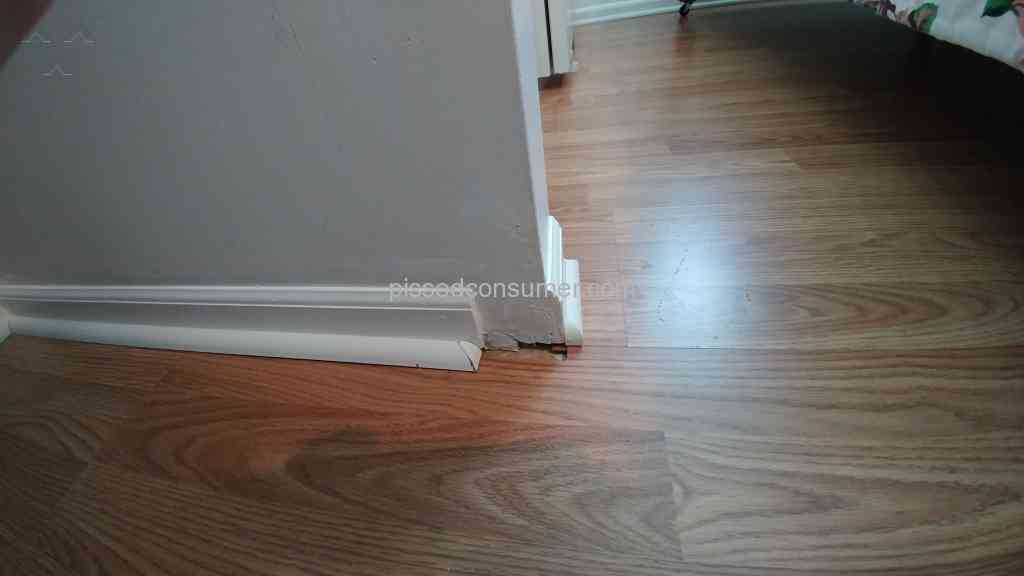 Lowes Look what they did in my 91 year Nannie s home - lowes flooring