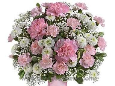 Teleflora - Disgusting Floral Arrangement