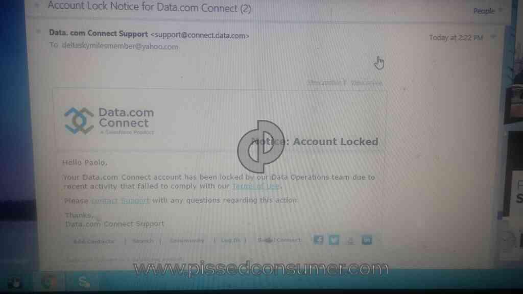 data com website review 122821