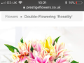 Prestige Flowers - Atrocious product and customer service