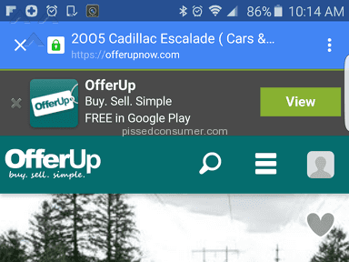 Offer Up Los Angeles >> Offerup Auto Advertisement Review From Los Angeles California Jan