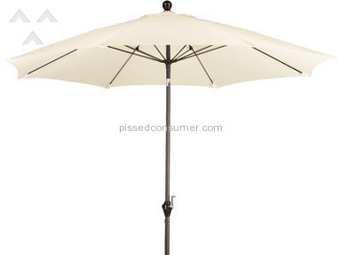 Wayfair Darby Home Wellfleet Patio Umbrella review 132937