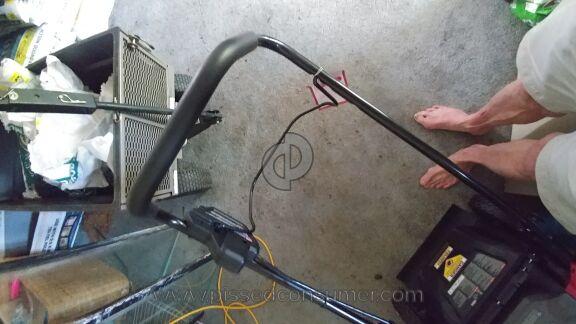Black And Decker Cm1936Z Lawn Mower