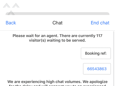 CheapOair Flight Booking review 544201