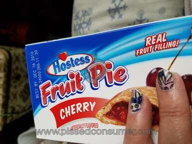 Hostess Brands - Fruit Pie Pie Review