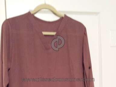 Kissvivi Dress review 218340
