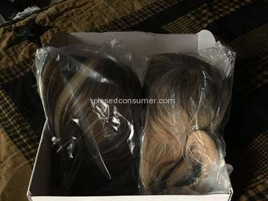 Wigsbuy - Horrible wigs and customer service