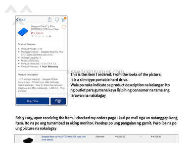 Lazada Philippines Website review 61831