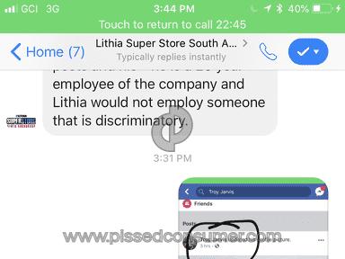 Lithia Motors Dealers review 331678