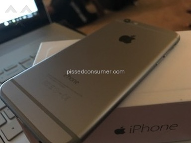 Amazon - SOLD A FAKE iPHONE 6