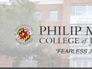 Philip Merrill College Of Journalism - Bad Journalism School that Deceives all Undergraduate Broadcast Journalism Students and Minorities of an Opportunity