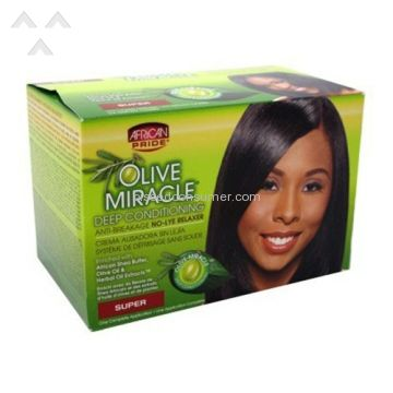 African Pride Olive Miracle Conditioner