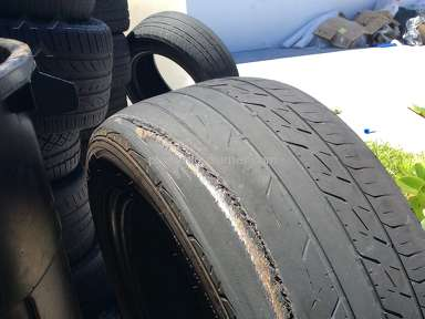 Toyo Tires - My life was in danger.