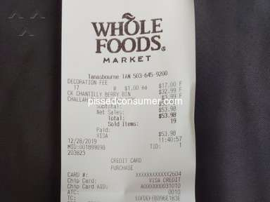 Whole Foods Market Cake review 483773