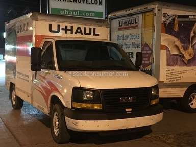Uhaul Is Abusive & Bullies