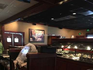 Ruby Tuesday - Sanitary Conditions Review from Cottondale, Alabama