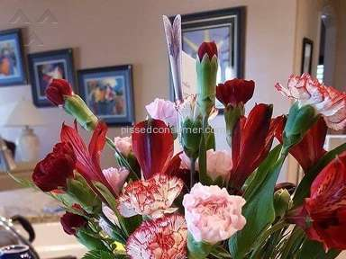 Avasflowers Delivery Service review 206102