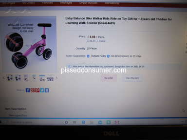 DHgate Shipping Service review 620949
