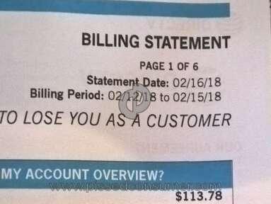 Directv - Final bill incorrect