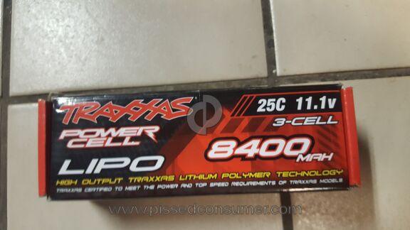 Traxxas Battery
