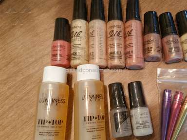 Luminess Air - Airbush Makeup Review