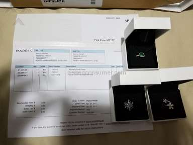 Pandora Jewelry Shipping Service review 247192