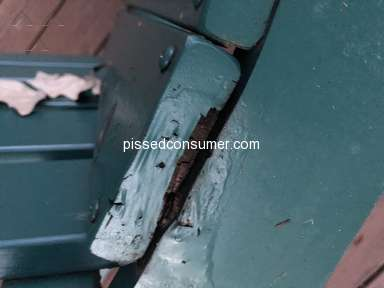 LL Bean - Adirondack chairs rotted in 7 years