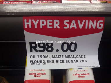 Pick n Pay Supermarkets and Malls review 1308802