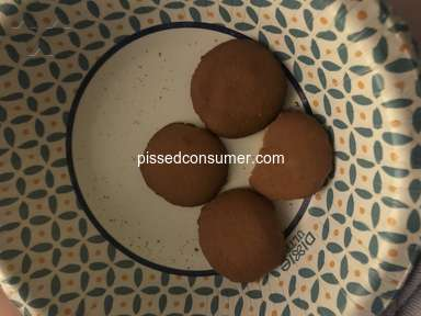 Nilla - Burnt wafers