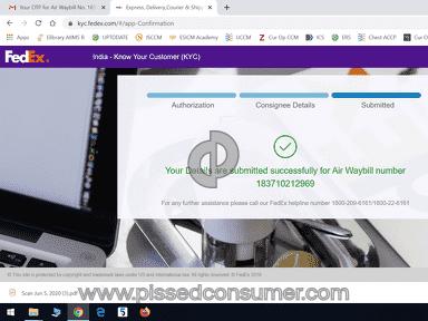 FedEx Transportation and Logistics review 628311