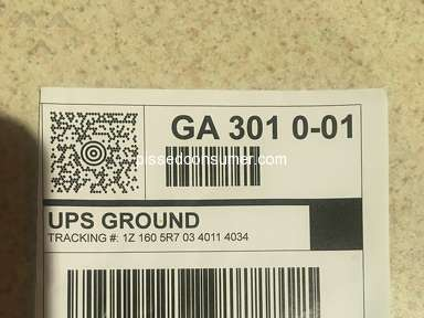 UPS Delivery Service review 329100
