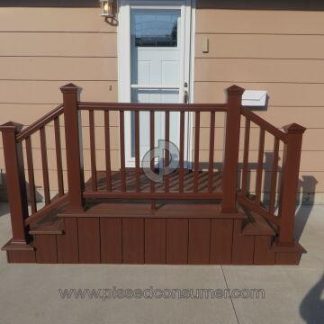 Trex Deck Construction