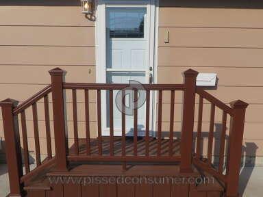 Trex Deck Construction review 225822
