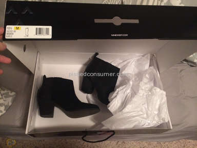 Nine West Boots review 184838