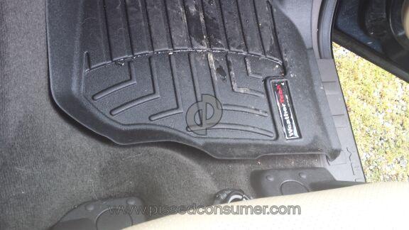 Weathertech Auto Floor Mat